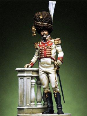 El coronel de la segunda RGT  (Vista 1)