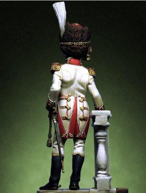 El coronel de la segunda RGT  (Vista 2)