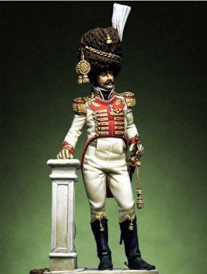 El coronel de la segunda RGT  (Vista 3)