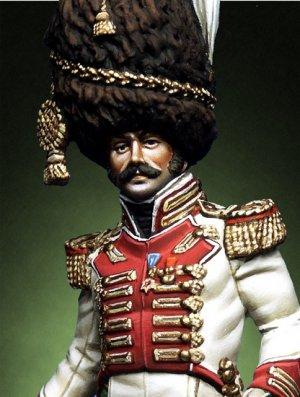 El coronel de la segunda RGT  (Vista 4)
