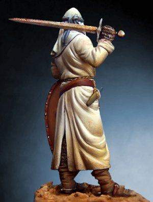 Caballero Templario en Tierra Santa con   (Vista 2)