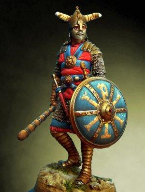 Sassanide Knight  (Vista 1)