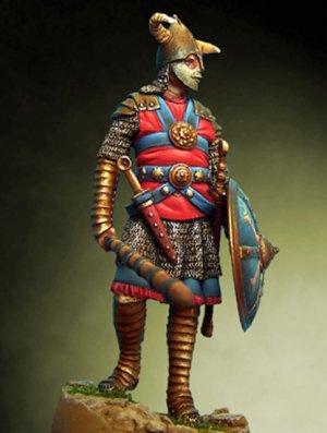 Sassanide Knight  (Vista 3)