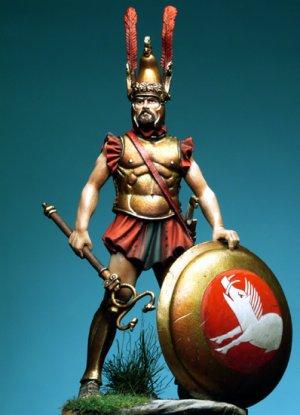 Apulean leader IV century B.C.  (Vista 1)