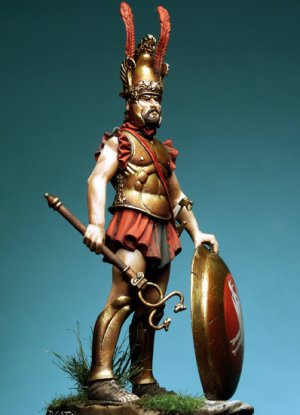 Apulean leader IV century B.C.  (Vista 2)