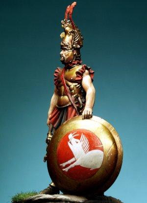 Apulean leader IV century B.C.  (Vista 4)