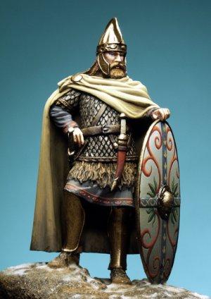 Dacian Celtic Warrior, II Century A.C.  (Vista 1)