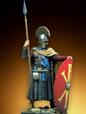 Byzantine Infantry Official - VI Century  (Vista 1)