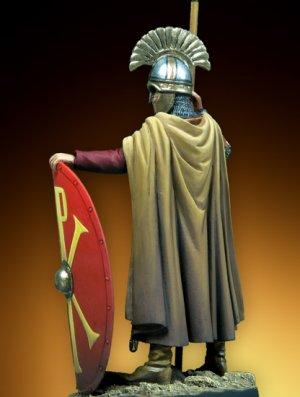 Byzantine Infantry Official - VI Century  (Vista 4)