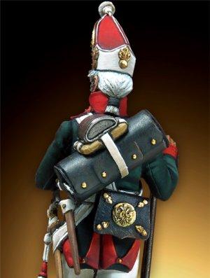 Granaderos del Regimiento de Pavlowski  (Vista 4)