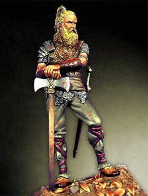 Germanic Warrior - 1 A.C.   (Vista 1)