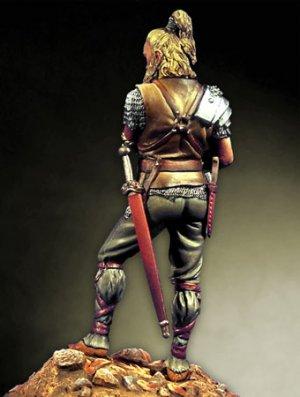 Germanic Warrior - 1 A.C.   (Vista 3)