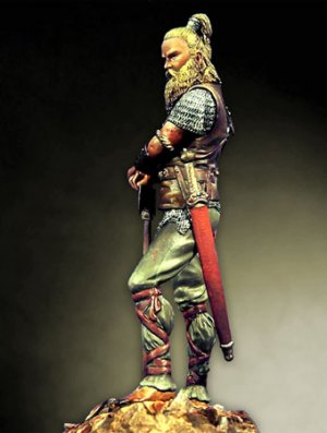 Germanic Warrior - 1 A.C.   (Vista 4)