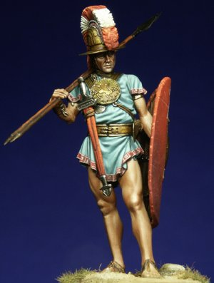 Italian Warrior IV C. b.C.   (Vista 1)