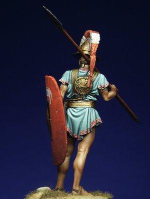 Italian Warrior IV C. b.C.   (Vista 2)