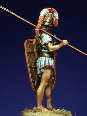Italian Warrior IV C. b.C.   (Vista 3)
