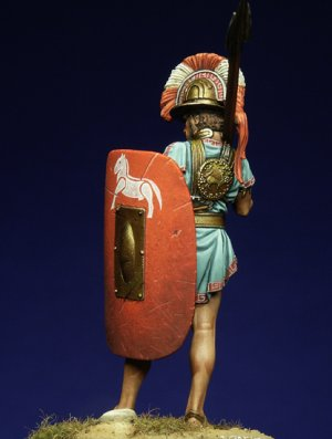 Italian Warrior IV C. b.C.   (Vista 4)