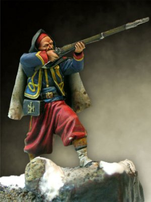 Zouave of the Guard – Crimea 1854-56   (Vista 1)
