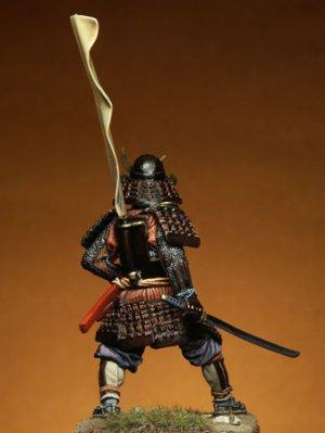 Samurai del periodo Momoyama  (Vista 5)