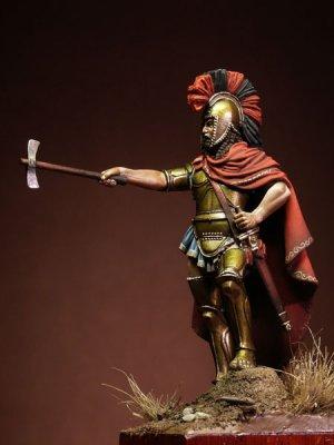 Etruscan King ( Lars Porsenna ) – ca . 5  (Vista 3)