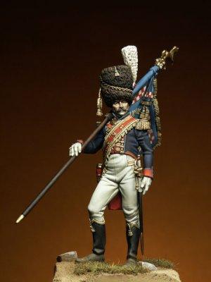 Grenadier of the Royal Guard Standard Be  (Vista 1)