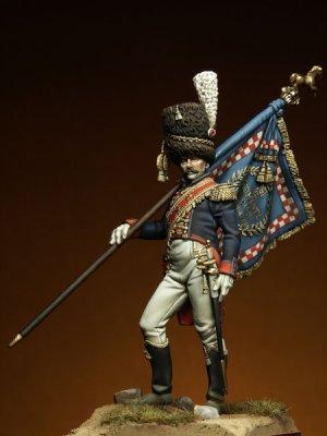 Grenadier of the Royal Guard Standard Be  (Vista 2)
