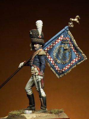 Grenadier of the Royal Guard Standard Be  (Vista 3)