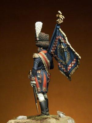Grenadier of the Royal Guard Standard Be  (Vista 4)