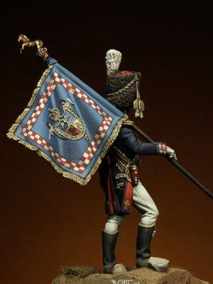 Grenadier of the Royal Guard Standard Be  (Vista 5)