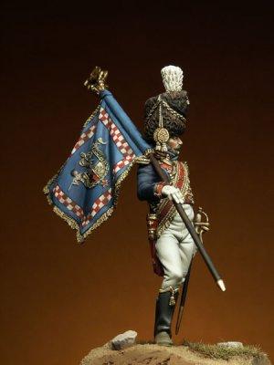 Grenadier of the Royal Guard Standard Be  (Vista 6)