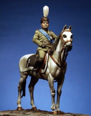 Benito Mussolini  (Vista 1)