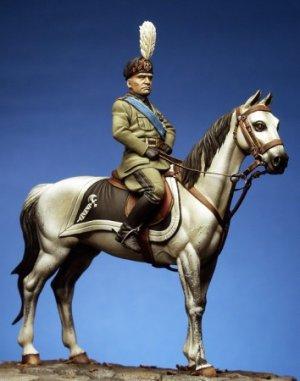 Benito Mussolini  (Vista 3)