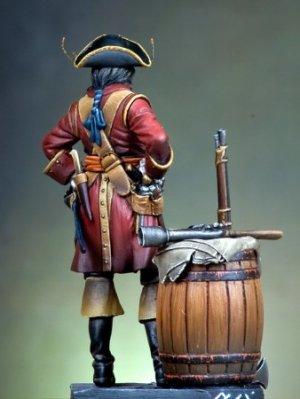 El pirata Barbanegra  (Vista 3)
