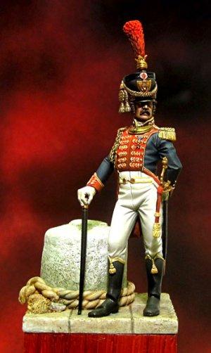 Oficial de la Guardia Marina - 1811-1815  (Vista 3)