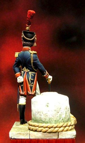 Oficial de la Guardia Marina - 1811-1815  (Vista 4)
