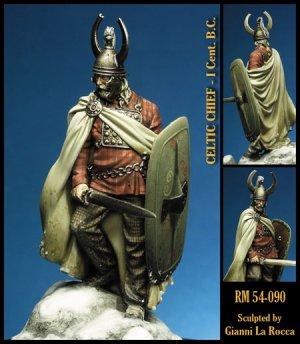 Celtic Jefe - siglo I aC  (Vista 1)