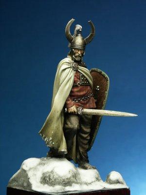 Celtic Jefe - siglo I aC  (Vista 2)