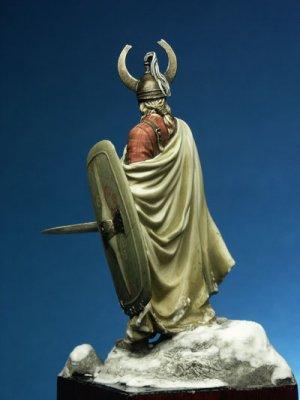Celtic Jefe - siglo I aC  (Vista 3)