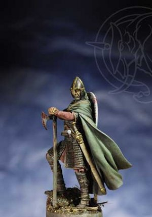 Anglo-Saxon «Huscarle» Hastings, AD 1066  (Vista 2)
