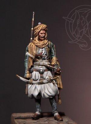 Albanian Chieftain - Early 19th C.  (Vista 1)