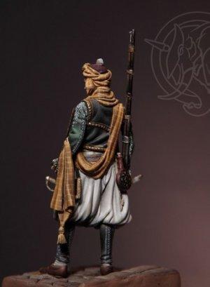 Albanian Chieftain - Early 19th C.  (Vista 3)