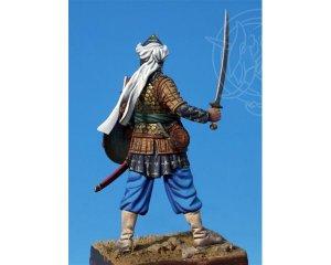 Guerrero musulmán XIII C.  (Vista 3)