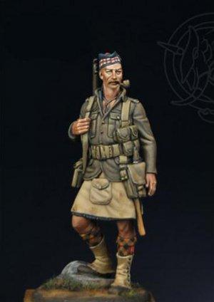 The Gordon Highlanders – France/Belgium  (Vista 1)