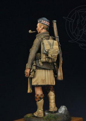 The Gordon Highlanders – France/Belgium  (Vista 2)