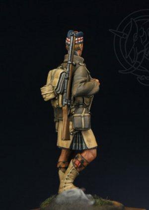 The Gordon Highlanders – France/Belgium  (Vista 3)