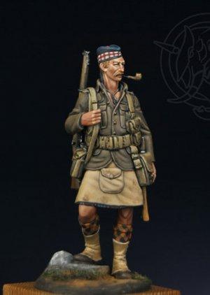 The Gordon Highlanders – France/Belgium  (Vista 4)