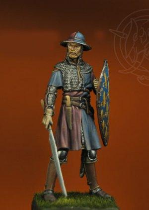 Medieval Sergeant XIII-XIV C.  (Vista 1)