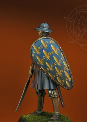 Medieval Sergeant XIII-XIV C.  (Vista 2)