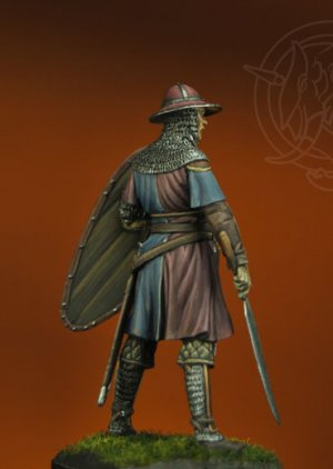 Medieval Sergeant XIII-XIV C.  (Vista 3)