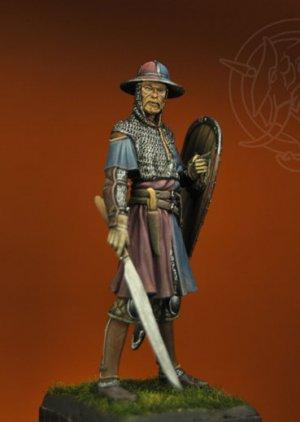 Medieval Sergeant XIII-XIV C.  (Vista 4)